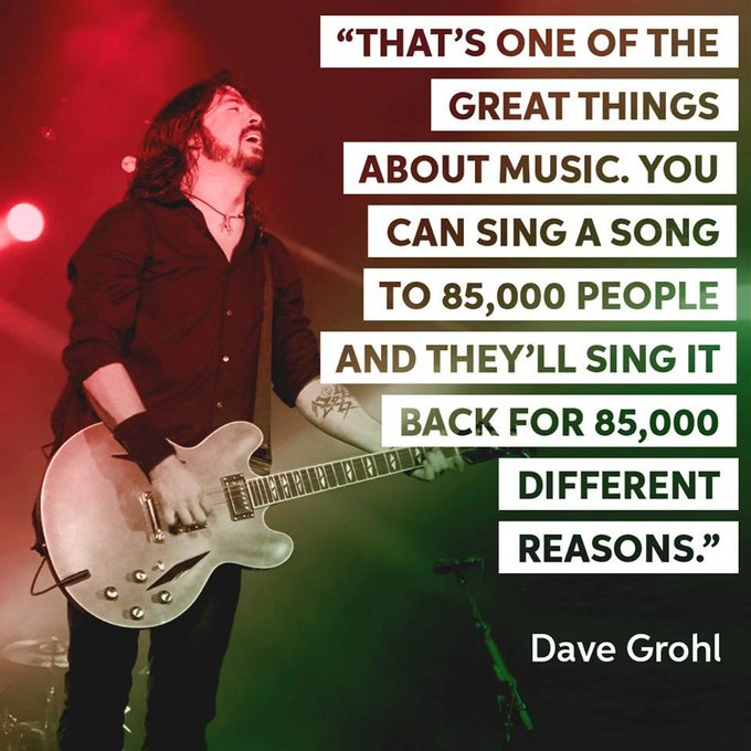 Happy 49th birthday to Dave Grohl!