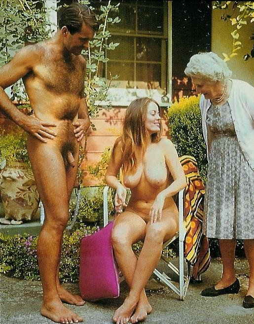 Unisex nudism first time stories — photo 1