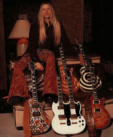 Happy Birthday To Jeffrey Phillip Wielandt \Zakk Wylde\ Black Label Society, Ozzy Osbourne and more.