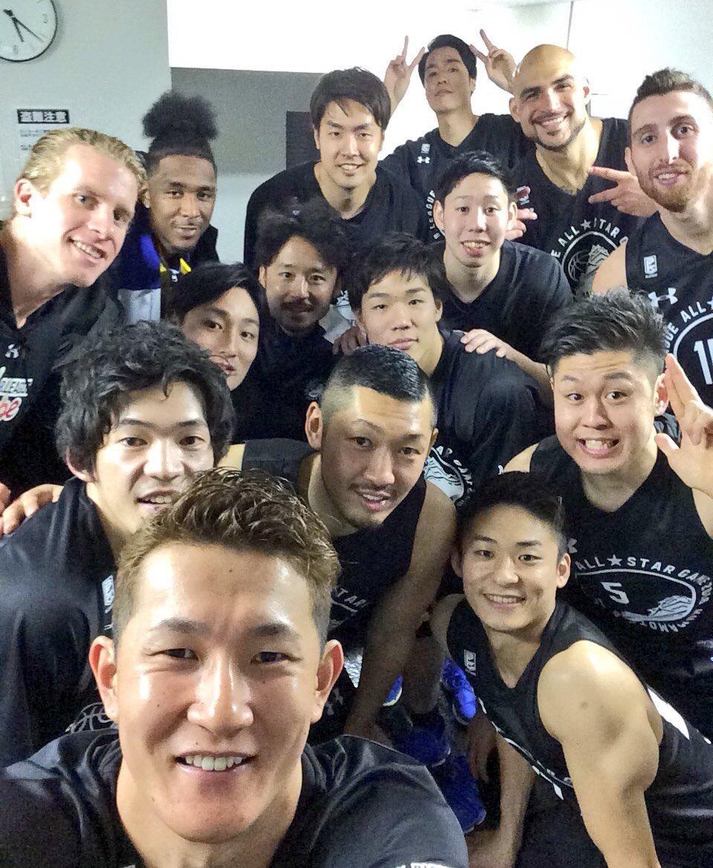 B.LEAGUE ALL STAR 2018 in 熊本 最高に楽しかったです!! ありがとうござい…