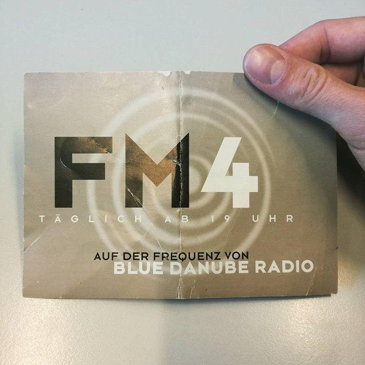 Radio Fm4 On Twitter Das Programmschema Von Anno Schnee Teilweise