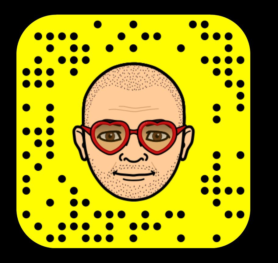 RT @fundacjawosp: 🇬🇧 We're not only on #Twitter😀 Find us on #snapchat❗😍 #wosp2018 #charity #gocc https://t.co/O3zMWXeW5O