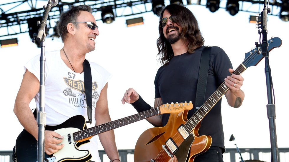 Happy Birthday, Dave Grohl!!