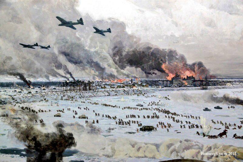 Картинки ленинградскую битву