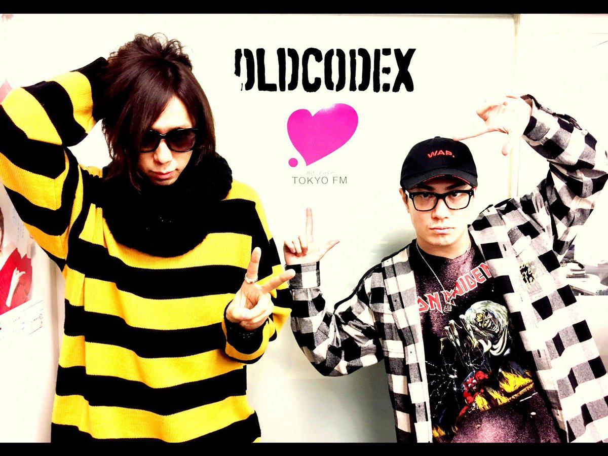 "TOKYO FM サンデースペシャル「OLDCODEX ""we're Here!"" Special …"