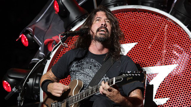 HAPPY  49th  BIRTHDAY  Dave Grohl