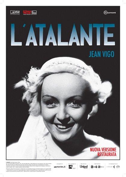 ilsalottodiCeci #LAtalante #JeanVigo #MichelSimon #DitaParlo
