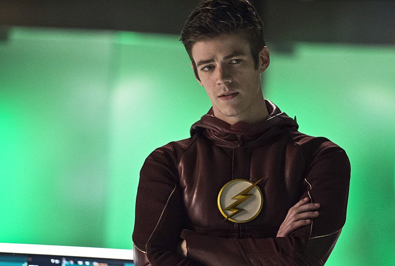 Happy Birthday Grant Gustin, 28! Projects with a lot of soul are what I look for as an actor.