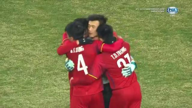 U23 Việt Nam 1-0 U23 Australia