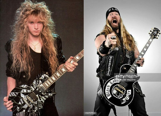 Happy 51st birthday to the legendary Zakk Wylde