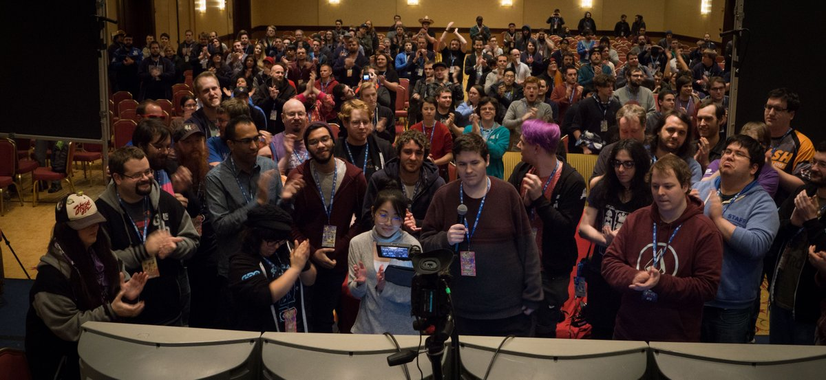 See you in June! #AGDQ2018 https://t.co/...
