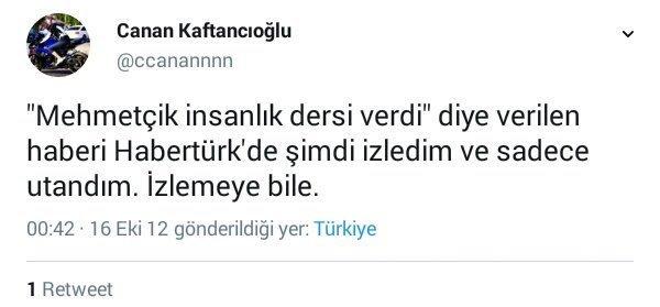 RT @Sarikli_Voyvoda: CHP İstanbul İl Başkanı, Mehmetçiğe de nefret kusmuş. https://t.co/QsKSoaCfgo