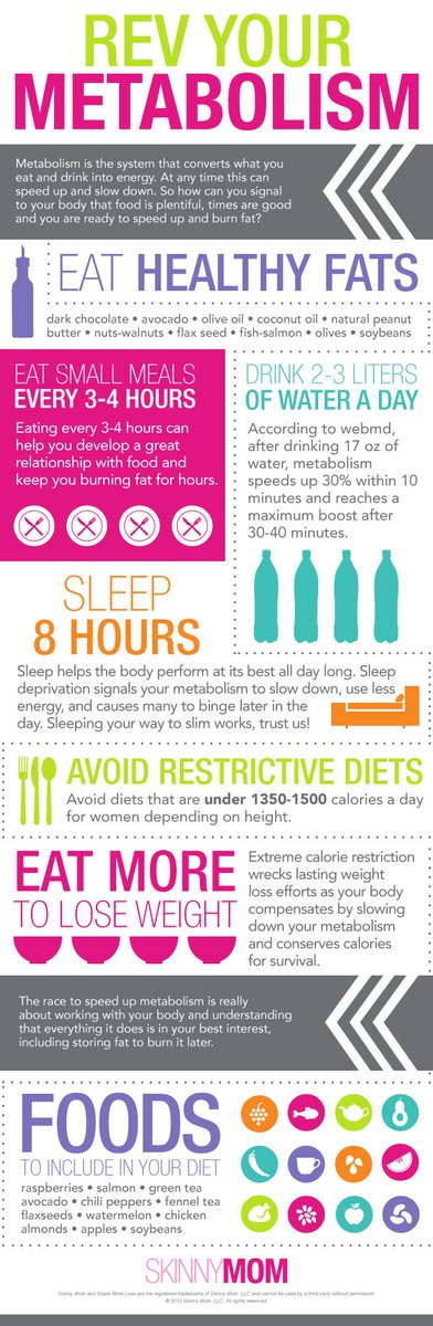 RT Boost Your Metabolism for Weight Loss Infographic ➡ https://t.co/NKz1sOIjck https://t.co/0n5e1CKs5C #health #well