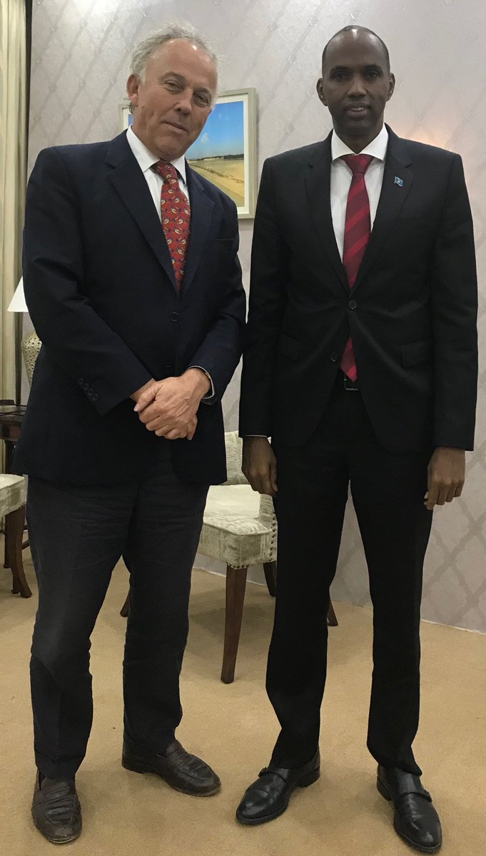 "Fgs Security michael keating on twitter: ""catching up w @somalipm khaire"