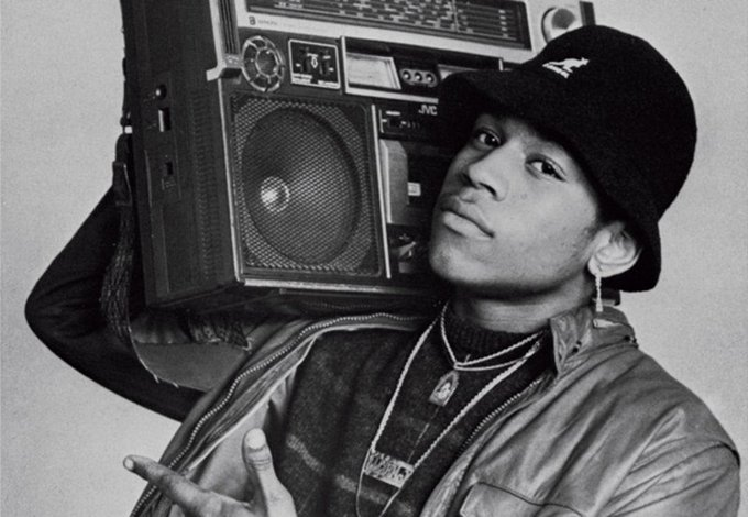 Happy birthday to LL Cool J, born today in 1968. Apparently he s the greatest of all time!