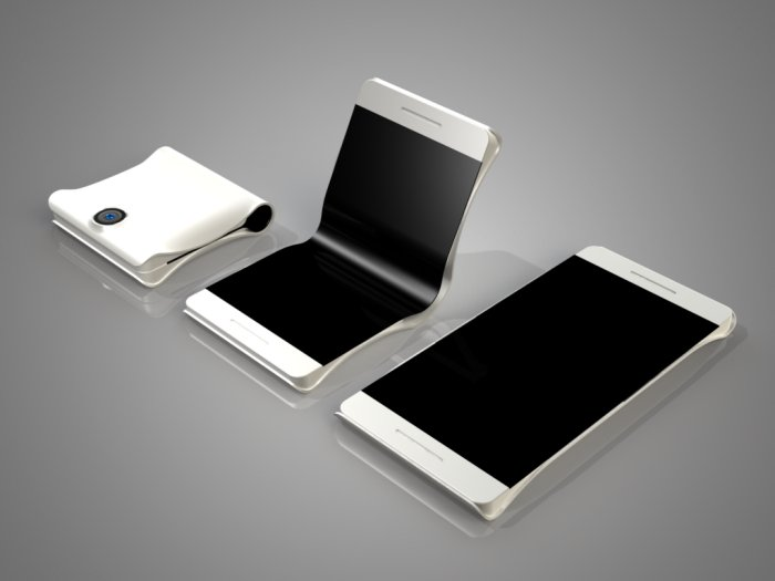 DVA MODELA: Samsung prikazao savitljivi Galaxy X