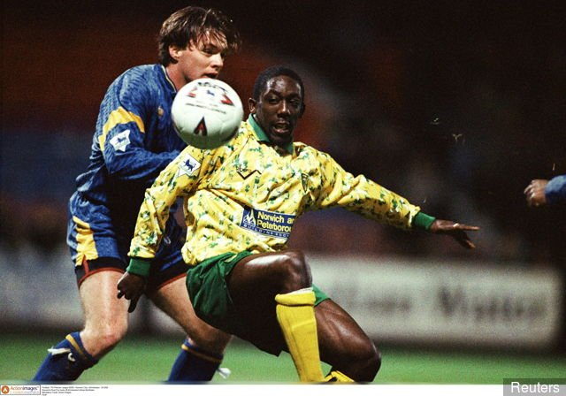 Happy Birthday to LL Cool J and former Norwich City winger Ruel Fox.