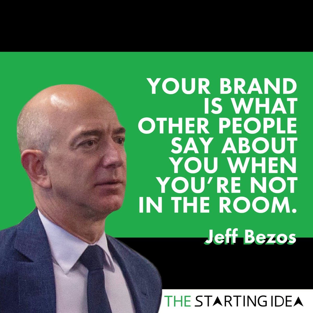 The Starting Idea On Twitter Your Brand Is What Other People Say