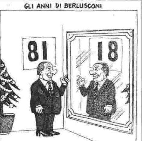 E in un attimo Barbarella da del bimbominkia a Silvio #DomenicaLive https://t.co/I4WLereO5F