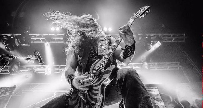 Happy birthday to Zakk Wylde born this day in 1967