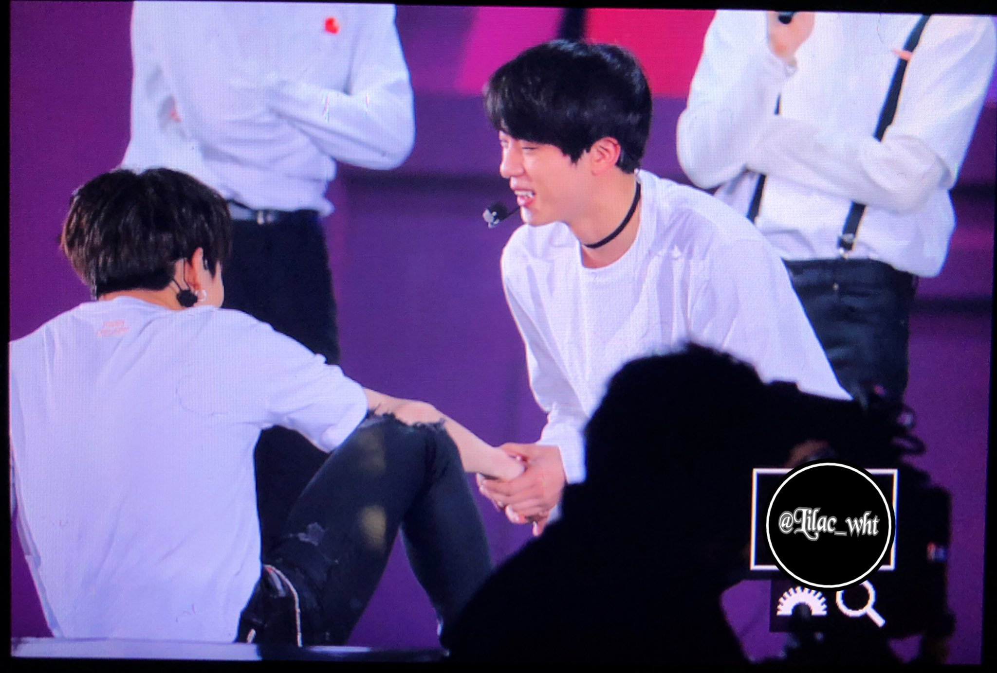 [PREVIEW] 180114  #BTS #jungkook #JIN at 4th MUSTER Happy Ever After https://t.co/clH4cIS7ZW