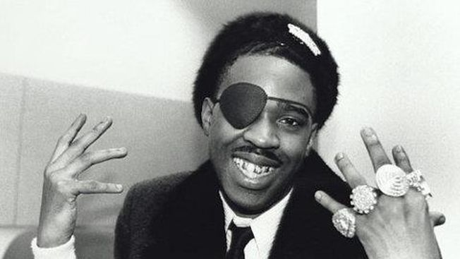 "HAPPY BIRTHDAY... SLICK RICK! ""CHILDREN\S STORY\""."
