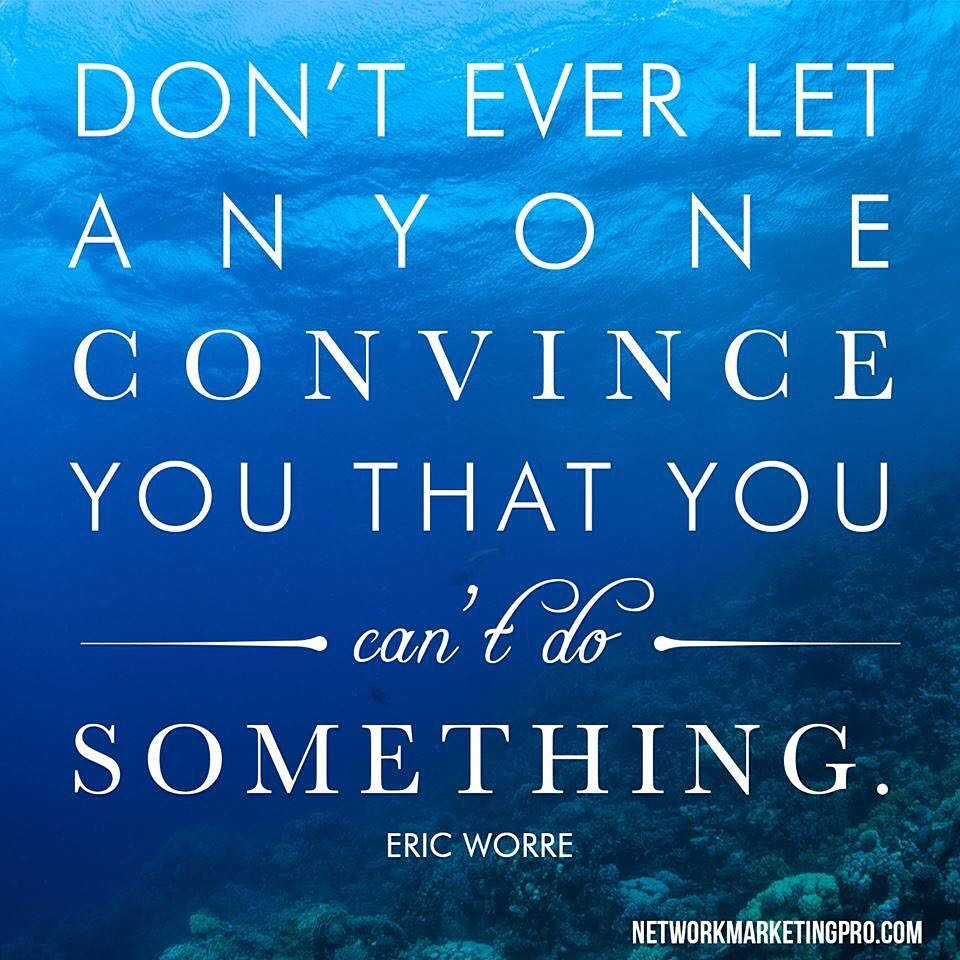Eric Worre Quotes Ericworre On Feedyeti