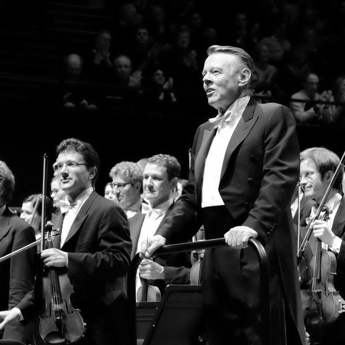Happy Birthday Mariss Jansons. Can\t wait to hear you and in Paris next march