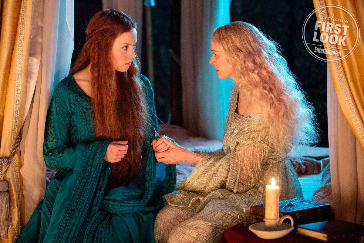Ophelia, avec Daisy Ridley DTgVBdzXcAA4frE