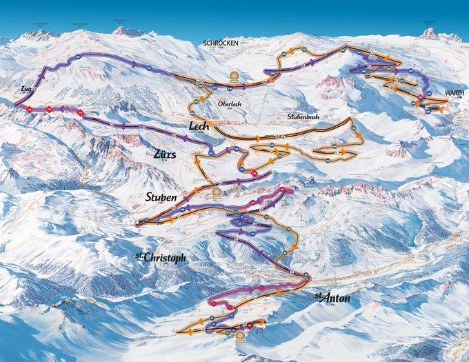 8⃣5⃣ KMS de una tacada ⛷️😜⛷️! Conoce el mayor circuito de esquí del mundo #runoffame [REPORTAJE] ➡️https://t.co/l0R0EuWFx7
