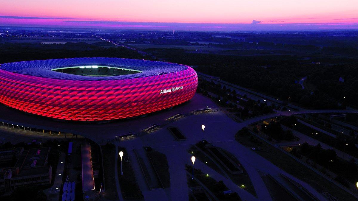 RT @FCBayern: Heimat. ♥   Noch eine Woche bis zum ersten #Bundesliga-Heimspiel 2⃣0⃣1⃣8⃣! #MiaSanMia #AllianzArena https://t.co/kCsvpSxqKD