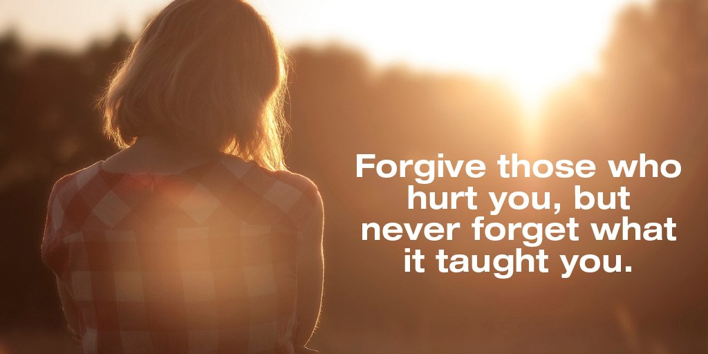 Tim Fargo On Twitter Forgive Those Who Hurt You But Never