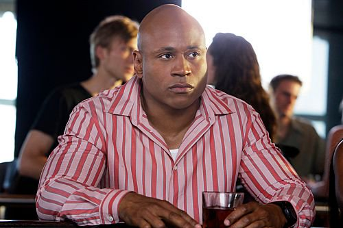 "Happy birthday to the actor and rapper LL Cool J, who today re-defines what a ""50-year-old man\"" looks like."