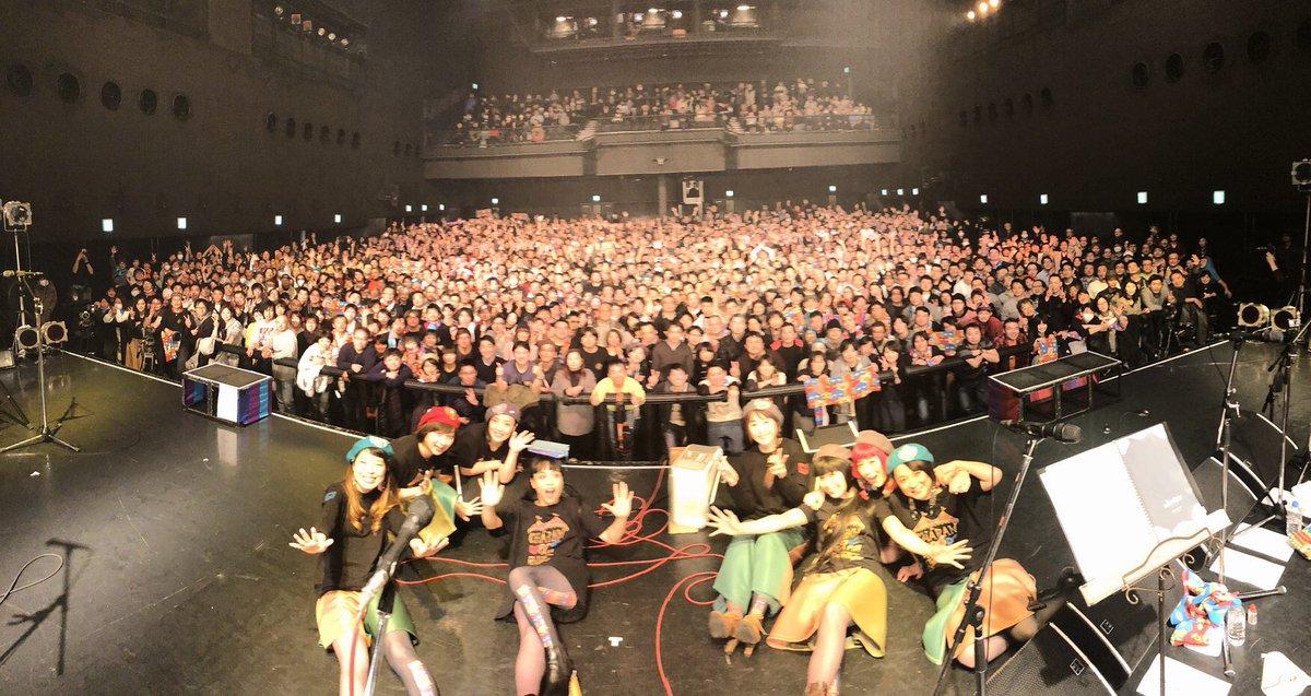 #ニューヴィンテージショウ 東京公演おわったー!!! さいこー!ーーー!!!!! ありがとうー!!!…