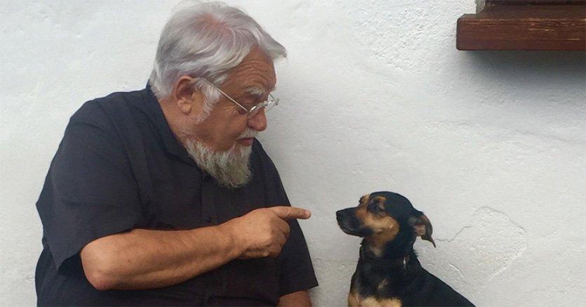 Enzo Bianchi: «Coltivo la vita, il silenzio, la speranza» https://t.co/y4u3yAPYS6
