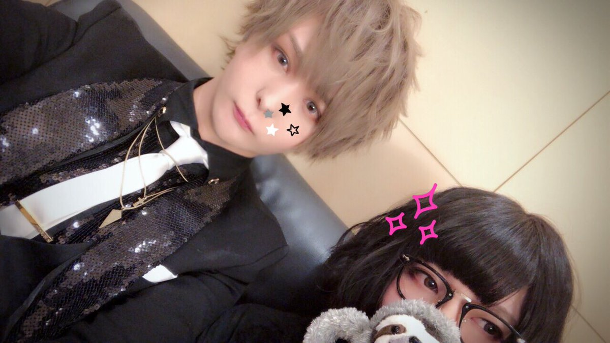 XYZ名古屋お疲れ様でした! 久々の名古屋楽しかったです!  昨日誕生日だったなるせちゃんと写真撮り…