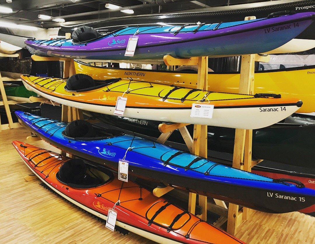 Swift Canoe & Kayak na Twitteru: