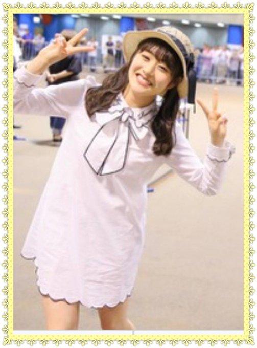 洋服が素敵な加藤美南さん