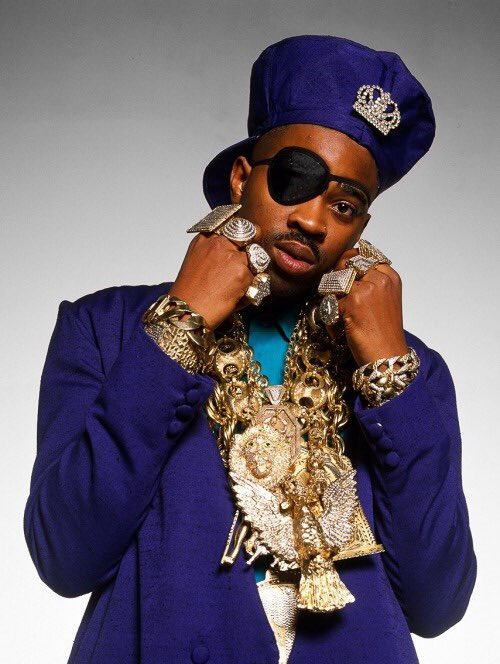 Happy 53rd Birthday to the legendary Slick Rick!! Respect