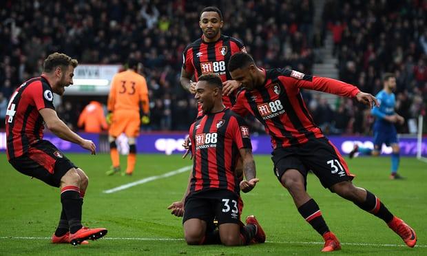 Chấm điểm kết quả Bournemouth 2-1 Arsenal