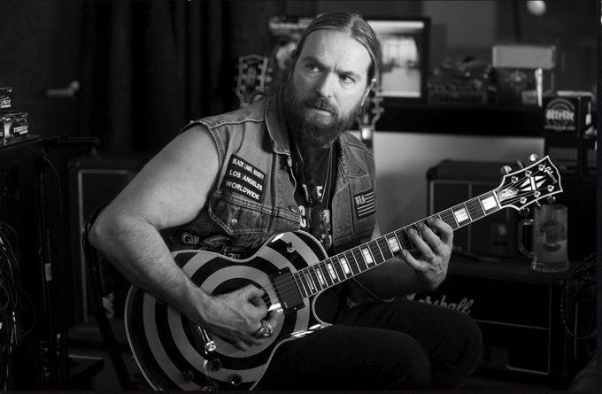 Happy 51st birthday to Zakk Wylde!