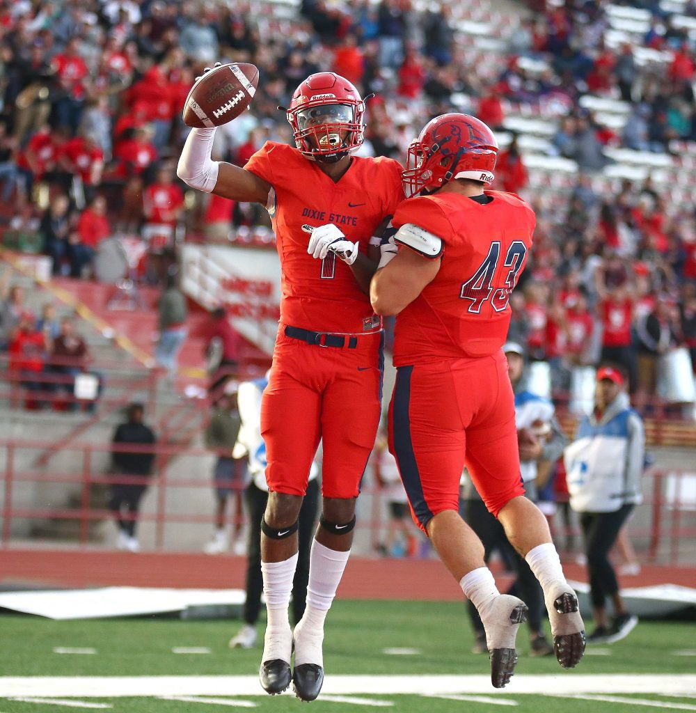 Dixie State Football On Twitter Big Weekend Coming To A Close With