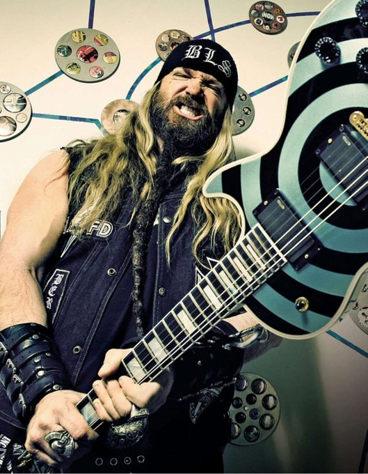 Happy Birthday Zakk Wylde           Of Black Label Society