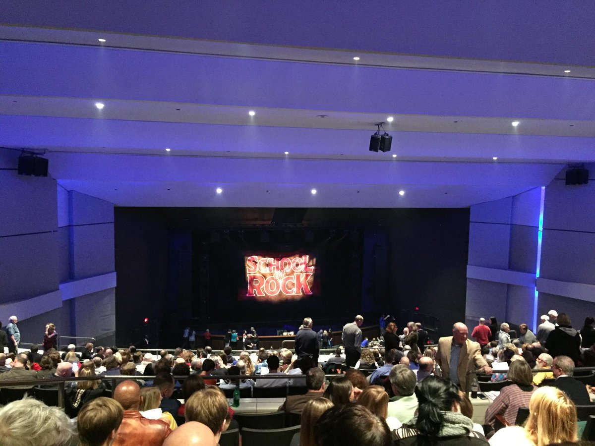 Ovens Auditorium On Twitter We Ve Had A Rockin Good Time Hosting Sorbroadway Schoolofrockontour W Blumenthalarts In Charlottenc This Week