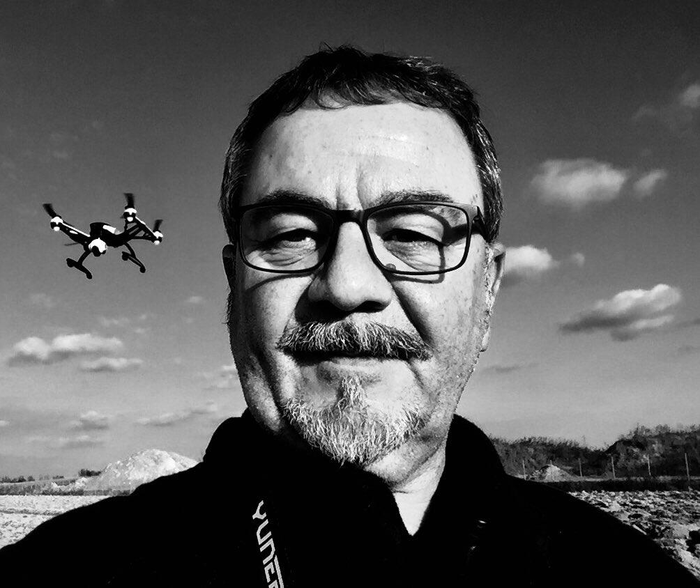 #a giocare #solo drone #SonoInnocente ht...