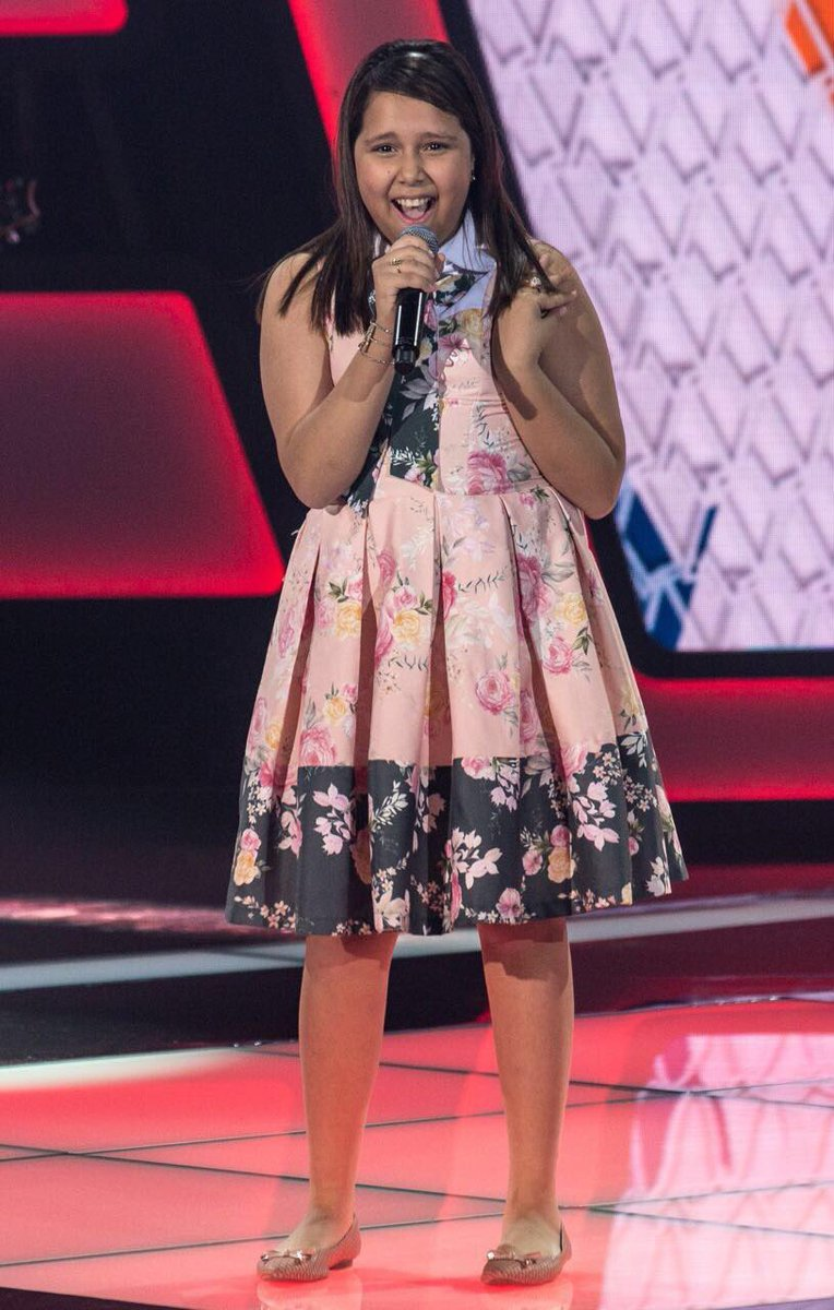 Mel Chaves #TimeClaudia #TheVoiceKids ht...