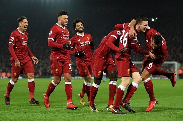 Chấm điểm kết quả Liverpool 4-3 Manchester City