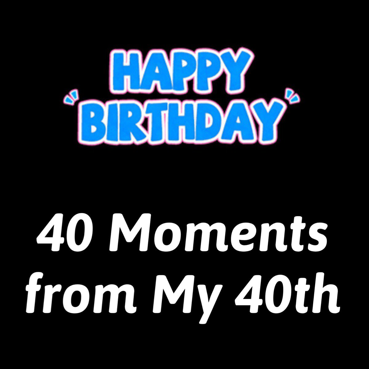 ⬇ 40 Moments from My 40th ⬇ https://t.co/o9o88NN3c6  Special Thanks for/to: Tesla Rental @turo Huge Suites @VenetianVegas The Laughs @Alibilasvegas  Special Op @AdventureCombat LA Style @SportsmensLodge My Gift @propstore_com Studio Tour @StoopidBuddy VIP Tickets @bigbangtheory https://t.co/SYqJ9lcT4y