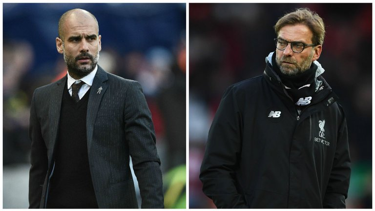 Thank you Klopp and Pep for giving us a Premier League classic.   While some managers play for 0-0 and park the bus, you two give it a real go and make it worth watching.
