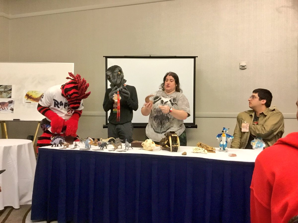 Further Confusion 2018 paleo panel
